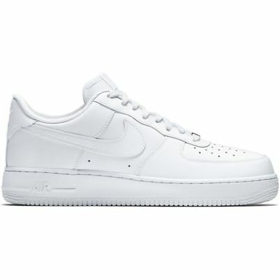 Nike Mens AIR FORCE 1 07 Shoes NEW WHITE 315122-111