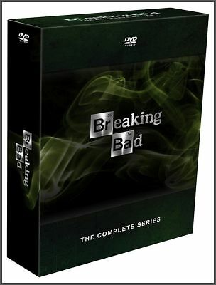 Breaking Bad Complete Series Season 1-6 DVD Box Set-Dont MissSHIPS IN 24 HRS