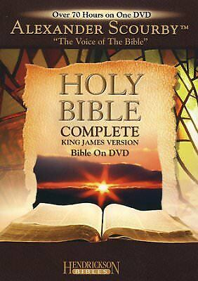 KJV Complete Bible on DVD FREE SHIPPING