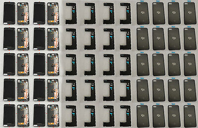 Lots of 20 NEW Z10 3G LCD Screen - Digitizer With Complete Housing BLACK