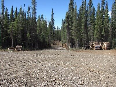 10 ACRES TOK ALASKA NEW 2 ACRE CLEARING GREAT ROADS PRIVATE DRIVEWAY RARE