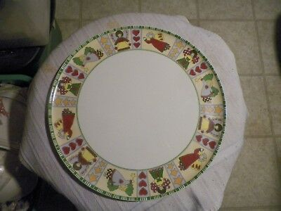 Mikasa round platter Angelica 1 available