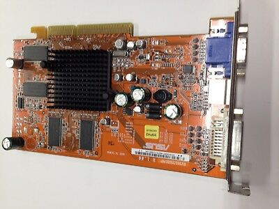 HP ASUS Ati Radeon 9600 RV350 graphics card 256MB VGA W/TVout, DVI-I