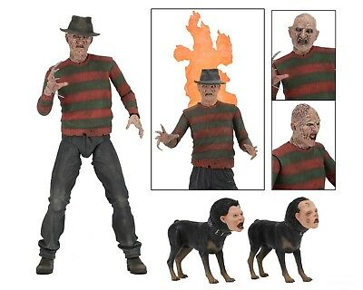Nightmare on Elm Street - 7 Scale Action Figure - Ultimate Part 2 Freddy - NECA
