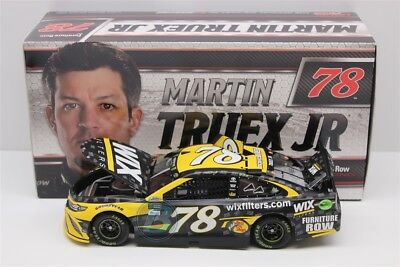 MARTIN TRUEX JR 78 2017 WIX FILTERS 124 SCALE NEW IN STOCK FREE SHIPPING
