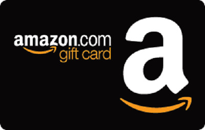 Brand New 50 Amazon Gift Card Free Shipping