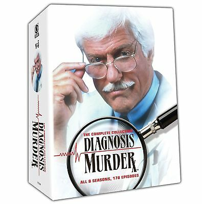 Diagnosis Murder Complete Collection