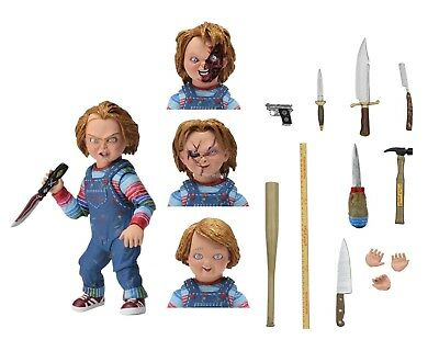 Chucky - 7 Scale Action Figure - Ultimate Chucky - NECA