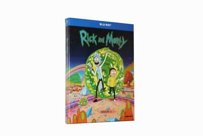 Rick and Morty The Complete First Season Blu-ray Disc 2014NO CODE