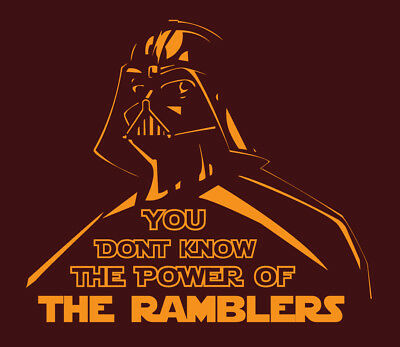 Darth Vader Loyola University Chicago Rambers shirt March Madness basketball