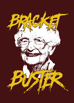 BRACKET BUSTER Sister Jean shirt Loyola Chicago Ramblers March Madness bball