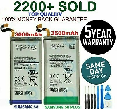 Battery For Samsung Galaxy S8  S8PLUS Internal Replacement OEM EB-BG950ABA