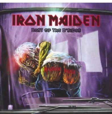 Iron Maiden Best Of The BSides 2CD -24 Pg-Booklet