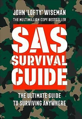 Collins Gem SAS Survival Guide Paperback by Wiseman John lofty