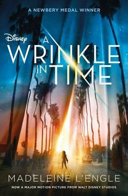 Wrinkle in Time A Movie Tie-In Edition A Wrinkle in Time Quintet Mass Market