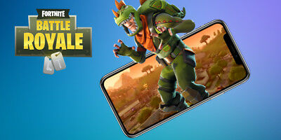 Fortnite Mobile Code INSTANT DELIVERY SENT TO EMAIL