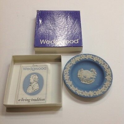 1982 World's Fair Wedgewood 4-25 THE GREAT SMOKEY MOUNTAINS Plate