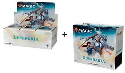 Magic Dominaria Booster Box - Bundle MTG Card Game Factory Sealed