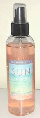 Hollister Co- Womens SUN CHASER Shimmer Body Mist Spray Limited edition NLA