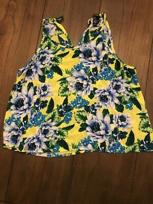 forever 21 tank top small