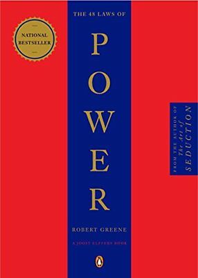 The 48 Laws of Power by Robert Greene eBooks 2000