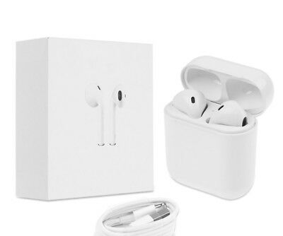 Wireless Stereo Bluetooth 5-0 AirPods Style Earbuds for iPhone X876 - Android