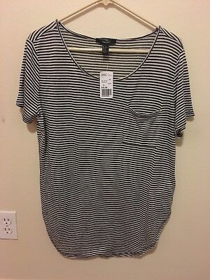 Forever 21 T-shirt knit top NWT XL