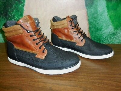 ALDO  Torphin MeshLeather WATERPROOF BOOTS  Mens Size 12 M