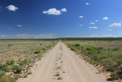 20 ACRE TEXAS RANCH - 45 Minutes from El Paso Close to Ranch Entrance and Cafe