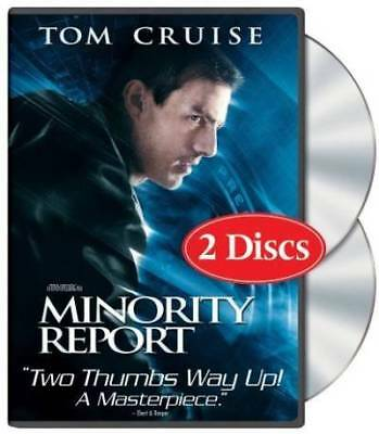 Minority Report Full Screen Two-Disc Special Edition