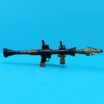 Fortnite Battle Royale Rocket Launcher Weapon Video Game Keychain Accessory