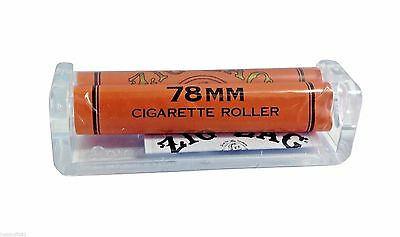 Zig Zag AUTHENTIC Cigarette Roller Rolling Machine 78mm 1-25FREE SHIPPING