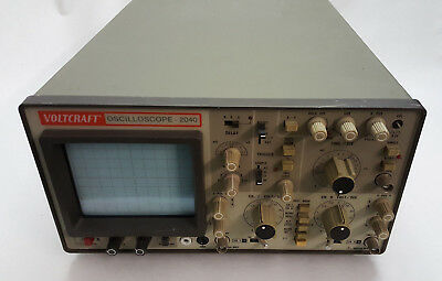 Voltcraft Oscilloscope 2040 LW220
