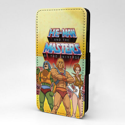 MASTERS OF THE UNIVERSE FLIP CASE COVER FOR APPLE IPOD T974