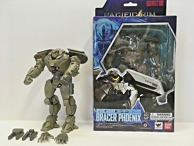 NEW PACIFIC RIM - Uprising Bracer Phoenix Figure - SIDE JAEGER BANDAI ROBOT TOY