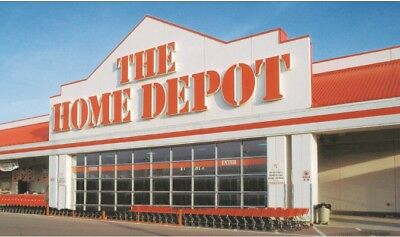 500 Home Depot cardquantity available and free shipping