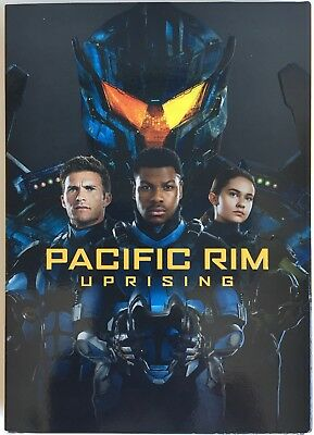 PACIFIC RIM  UPRISING   DVD  New Factory Sealed