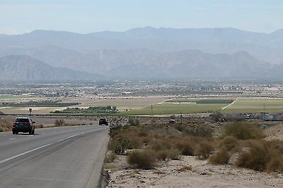 2-5 ACRES INDIOCOACHELLA AREA BUY 1 LOT OR 2 ROAD ACCESS WATER VIEW LOOK
