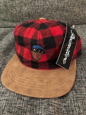 Primitive x Biggie Smalls - Notorious BIG - 6 Panel Strapback Hat - BRAND NEW