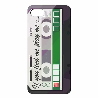 RETRO VINTAGE TAPE GREEN TAPE TPU BACK CASE COVER FOR MOBILE PHONE T946
