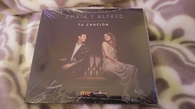 Tu Cancion cd by Amaia y Alfred- Spain Eurovision 2018