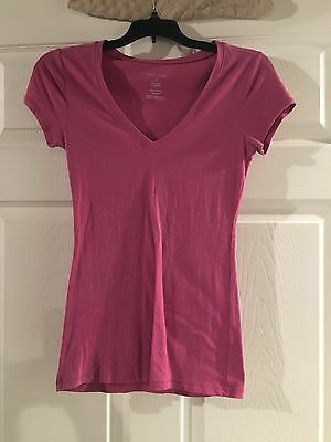 Wet Seal Tee Size S In Good Pre-owned Condition