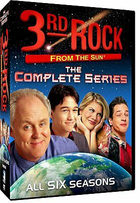 3rd Rock from the Sun The Complete Series DVD 2013 17-Disc Set
