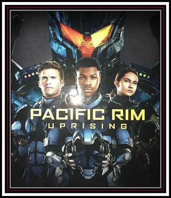 PACIFIC RIM UPRISING  DVD2018