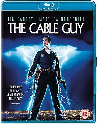 The Cable Guy 1996 Jim Carrey IMPORT Blu-Ray BRAND NEW Free Ship
