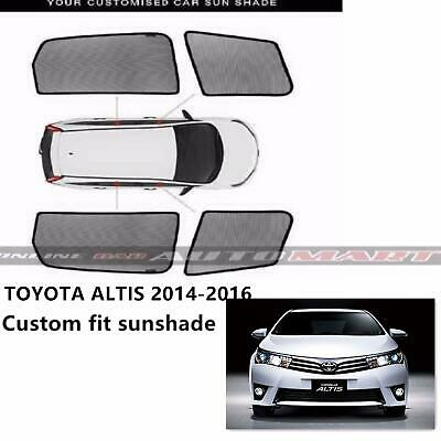 Renault Megane 5dr 02-08 UV CAR SHADES WINDOW SUN BLINDS PRIVACY GLASS TINT