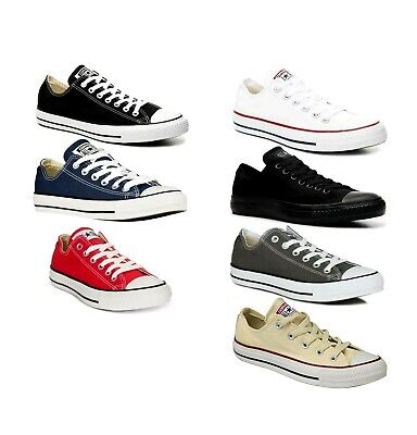 Converse All Star Chuck Taylor Canvas Low Top brand new with tagswithout box