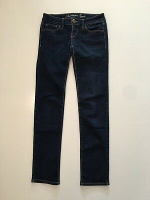 American Eagle Outfitters Womens Size 0 Short Skinny Jeans - Inseam 28-5