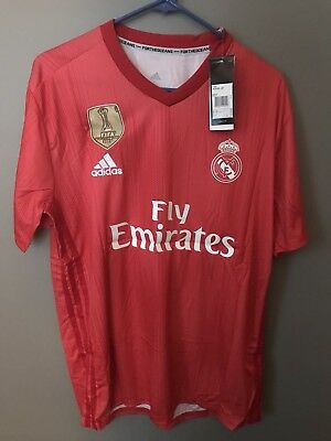11 Bale Real Madrid UCL adidas 201819 Third Player Jersey