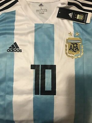 Messi jersey Argentina World Cup 2018